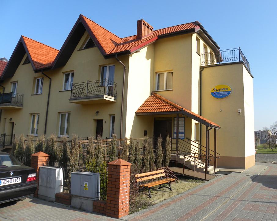 Gabinet stomatologiczny w Knurowie